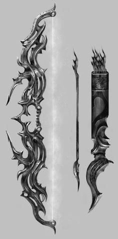 ArtStation - FORGE weapons concepts, Boris Nikolic