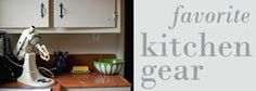 Heart of Light: Favorite kitchen gadgets and gizmos