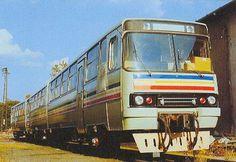 Bzmot 601 Ganz-MÁVAG-Ikarus Rail Transport, Public Transport, Locomotive, Rail Car, British Rail, Busa, Bus Coach, Commercial Vehicle, Hungary