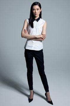 モデル、女優として活躍。モデル岡本多緒!