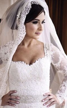 A noiva premiada no torneio de tranca do YES WEDDING com a Copag vai ganhar uma mantilha da Dani Messih! Veja mais prêmios >> www.yeswedding.com.br/pt/antena-yes/casamento-em-jogo-com-a-copag