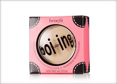 This is the best concealer I ever tried! I use it around my nose and on occasional redness, not beneath my eyes, though because I feel its not hydrating enough for that area. It's silky and covers extremy well! Benefit Cosmetics - boi-ing #benefitbeauty <3