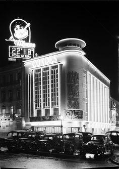 Cinema Condes, 1952