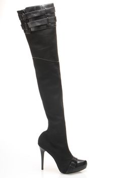 Winston Over The Knee Boots - now all I need are calves that these can fit over lol