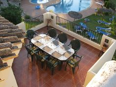El Rancho 42 4 bedroom villa with 3 bathrooms & extended terrace in sunny position for BBQ ER 42 is in a good position with roadside parking with only 7 steps.