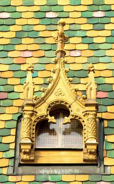 Roof – Budapest by Dennis in Shoreham-by-Sea ( LRPS ) on Flickr