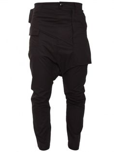 Rick Owens Swinger Memphis Trousers Black on shopstyle.co.uk