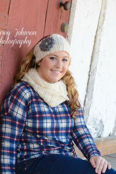 Hat n scarf shot
