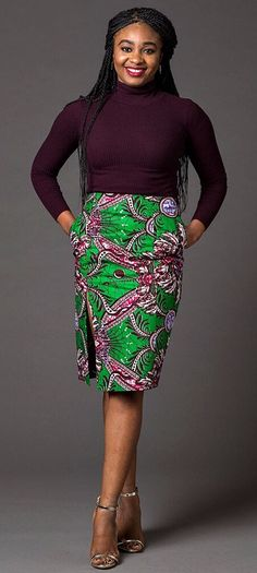 Designed & hand-crafted in the UK by skilled artisans, our skirts are handmade from the finest African print fabrics. Ankara | Dutch wax | Kente | Kitenge | Dashiki | African print bomber jacket | African fashion | Ankara bomber jacket | African prints | Nigerian style | Ghanaian fashion | Senegal fashion | Kenya fashion | Nigerian fashion | Ankara crop top (affiliate)