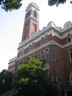 Kirkland Hall, Vanderbilt University, Nashville