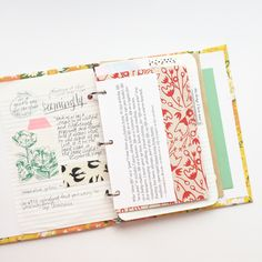 Found on Brighton: New Journal Themes Journal Diary, Junk Journal, Journal Themes, Journal Ideas, Commonplace Book, My Kind Of Love, Head And Heart, Middle Schoolers, Images And Words