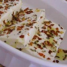 Spicy Baked Feta (Feta Psiti) - Allrecipes.com