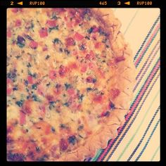 the link to the quiche recipe we use all the time!