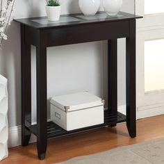 Convenience Concepts Carmel Hall Table | AllModern $129.59