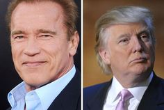 """It's a schism between the old and new at NBC's The Apprentice , as Arnold Schwarzenegger has joined the rising tide of prominent Republicans turning their backs on Donald Trump. In a tweet posted this morning, Schwarzenegger was blunt. """"As proud as I am to label myself a Republican, there is one label"""