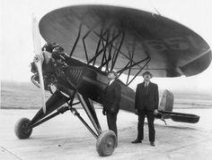 The Umbrella Wingless Plane (1934)