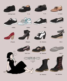 Drawing Shoe Reference underground T.K Adidas Vans Macana Le Must Dr.Martens Muji Drawing Shoe Reference underground T.K Adidas Vans Macana Le Must Dr. Art Reference Poses, Drawing Reference, Drawing Tips, Fashion Sketches, Art Sketches, Poses References, Drawing Clothes, Shoe Drawing, Anime Outfits