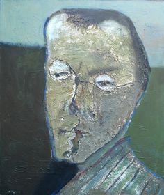 Self Portrait (1985) - Modhir Ahmed