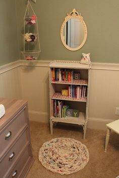 Vintage Country GirlNursery - Baby Blog - Best Baby Sites for Shopping and Inspiration