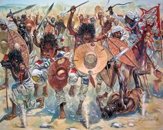 5 Hard Earned Historic Victories of the Victorian British Soldiers Rudyard Kipling, Military Art, Military History, Battle Of Omdurman, Waterloo 1815, British Soldier, Female Character Design, Dark Ages, African History