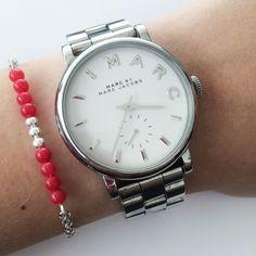 Delicate little beaded bracelet by Angélica