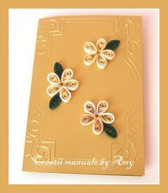 wedding gold invitation Wedding Gold, Gold Invitations, Crafts, Ideas, Paper Earrings, Gold Save The Dates, Manualidades, Handmade Crafts, Craft