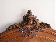 Rokokó stílus Wood Carving, Lion Sculpture, Statue, Inspiration, Detail, Vintage, Art, Baroque Furniture, Carved Beds