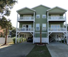 Garden City Beach Vacation Rental - VRBO 393873 - 5 BR Grand Strand - Myrtle Beach House in SC, 1 Blk from Beach/5BR/4.5 BA/Pvt Pool/ Pet Friendly*