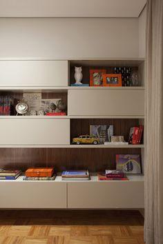 Organização e sofisticação