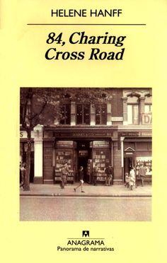 El local ya no existe en ese número de la calle, pero algunos librerías de la misma conservan la atmósfera del libro de Helen Hanff y su corresponsal: http://blogs.upm.es/nosolotecnica/2010/06/24/helene-hanff-84-charing-cross-road/