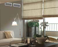 bonita habitación, que bien se debe estar en ella con el aire acondicionado puesto