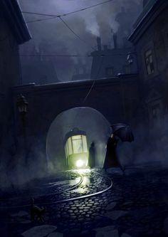 Darkcity by Marcin Jakubowski