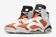 Official Images Of The Air Jordan 6 Like Mike (Gatorade)