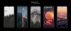 Rumores del iPhone X con una pantalla Full Vision