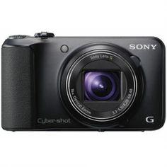 Cámara Digital Sony Cyber-shot DSC-H90 16.1MP 16x-Negro