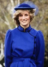 Image result for princess diana blue hat