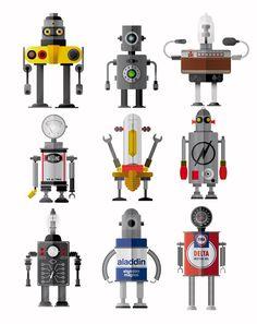 Atención!!! La Invasión Robótica! ha llegado al Planeta Tierra!!!!. Desde Pitarque Robots nos llegó el encargo de hacer el cartel promocional de sus maravillosos Robots. Pitarque se dedica a la creación de robots originales a partir de piezas recicladas. En su blog pitarquerobots.tumblr.com podéis ver todos los robots que va creando que no tienen desperdicio. Otro proyecto con el que hemos disfrutado como niños con robot nuevo!