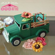 Posts about SVG Attic written by mycreativehideout 3d Paper Crafts, Diy Crafts, Craft Projects, Projects To Try, 3d Paper Projects, Carros Vintage, Exploding Gift Box, Paper Purse, Tim Holtz Distress Ink