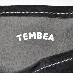 TEMBEA | BAGUETTE TOTE WIDE | PIGSKIN | CHARCOAL