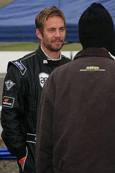 Paul racing