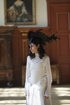 pj harvey in ann demeulemeester