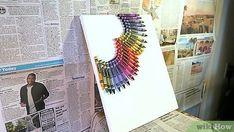 Image titled Make Melted Crayon Art Step 4