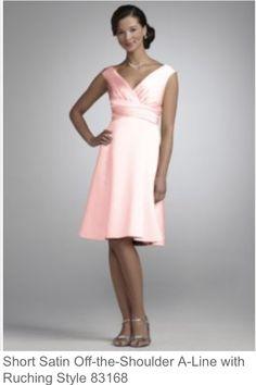810a15a52e0e Blush pink bridesmaid dresses Davids Bridal Bridesmaid Dresses, Yellow Bridesmaid  Dresses, Affordable Bridesmaid Dresses