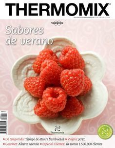 Revista Thermomix nº45 - Sabores de verano