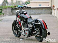 1991 Harley-Davidson FXR - Race-Inspired GEM | Hot Bike