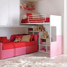 Pinky red...