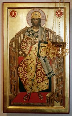 High Priest close up. Images Of Christ, Religious Images, Religious Icons, Religious Art, Life Of Christ, Christ The King, Jesus Christ, Church Icon, Russian Icons