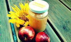 Apfelmus selber machen: schnelles und einfaches Rezept ohne Zucker