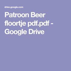 Patroon Beer floortje pdf.pdf - Google Drive