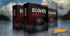 Ecover Maniac is best and smart cover editing application software developed by Lucas Adamski that help you Blow Out Your Books Sales Through The Orbit With 60 Done-For-You Book Cover Designs to get more sales very easily, quickly for your Kindle books or ebooks.